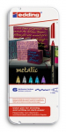 edding-1200 Colorpen Set metallic